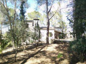 Alquier de Casa rural en Calasparra, Murcia para un máximo de 17 personas con 5 dormitorios