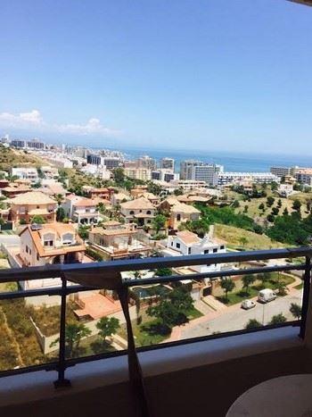 Alquier de Apartamento en Benalmádena, Málaga para un máximo de 4 personas con  1 dormitorio