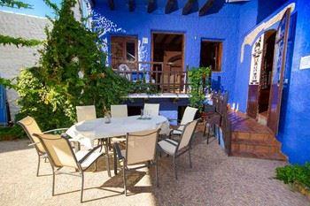 Alquiler vacaciones en Benaocaz, Cádiz