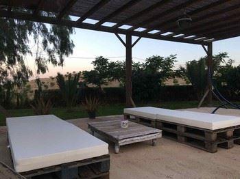 Alquier de Casa rural en Oria, Almería para un máximo de 12 personas con 6 dormitorios