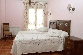 Alquier de Casa rural en Brihuega, Guadalajara para un máximo de 2 personas con  1 dormitorio