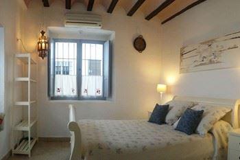 Alquier de Casa en Arcos de la Frontera, Cádiz para un máximo de 4 personas con  1 dormitorio