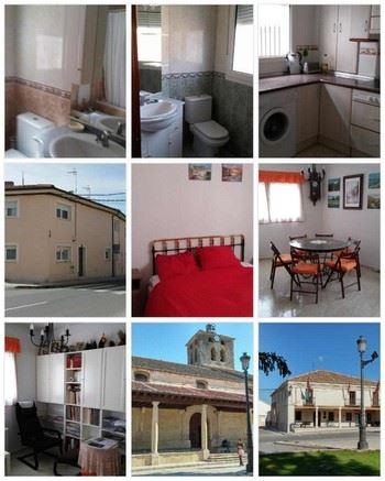 Alquier de Casa en Aldea Real, Segovia para un máximo de 9 personas con 5 dormitorios