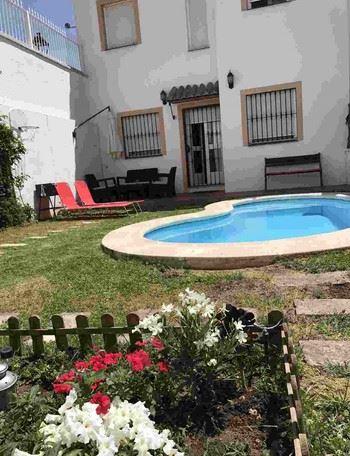 Alquiler vacaciones en Montejaque, Málaga