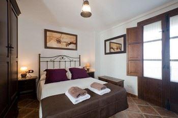 Alquier de Casa en Granada, Granada para un máximo de 3 personas con  1 dormitorio