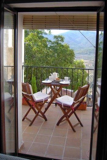 Alquier de Casa en Hornos, Jaén para un máximo de 2 personas con  1 dormitorio