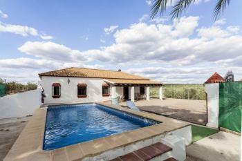 Alquier de Casa rural en Posadas, Córdoba para un máximo de 8 personas con 4 dormitorios