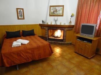 Alquier de Casa rural en Orba, Alicante para un máximo de 6 personas con  1 dormitorio