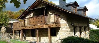 Alquier de Casa en Villarino de Sanabria, Zamora para un máximo de 8 personas con 3 dormitorios