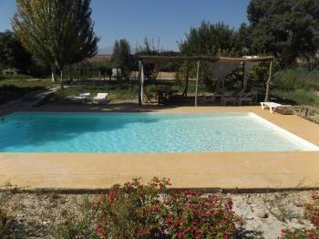 Alquier de Casa en Benamaurel, Granada para un máximo de 19 personas con 7 dormitorios