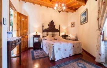 Alquier de Casa rural en Padrón,  para un máximo de 2 personas con  1 dormitorio