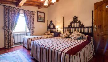 Alquier de Casa rural en Padrón,  para un máximo de 3 personas con  1 dormitorio