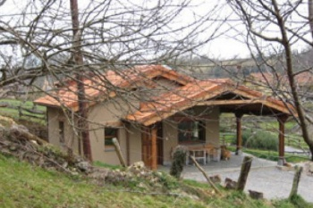 Alquier de Casa rural en San Román de Villa, Principado de Asturias para un máximo de 2 personas con  1 dormitorio