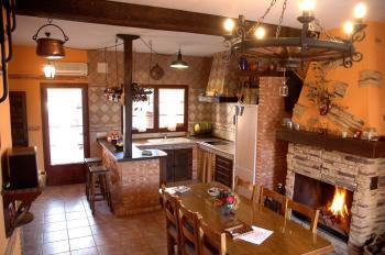 Alquier de Casa rural en Almagro, Ciudad Real para un máximo de 8 personas con 4 dormitorios
