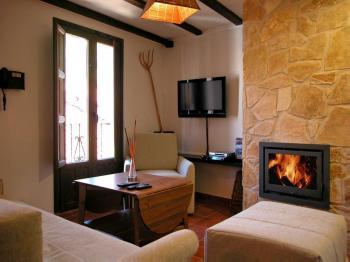 Alquier de Casa rural en Santibáñez de la Sierra, Salamanca para un máximo de 2 personas con  1 dormitorio