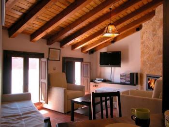Alquier de Casa rural en Santibáñez de la Sierra, Salamanca para un máximo de 4 personas con 2 dormitorios