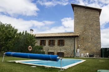 Alquier de Casa rural en Lérruz, Navarra para un máximo de 6 personas con 3 dormitorios