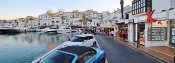 Alquiler vacacional en Marbella, Málaga