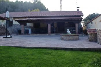Alquiler vacacional en Navaluenga, Ávila