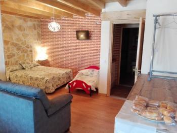 Alquier de Apartamento en Vega de Santa María, Ávila para un máximo de 3 personas con  1 dormitorio
