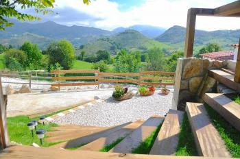 Alquier de Casa rural en Bobia de arriba, Asturias para un máximo de 8 personas con 4 dormitorios
