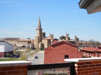 Alquier de Apartamento en Olite, Navarra para un máximo de 7 personas con 3 dormitorios