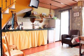 Alquiler apartamento playa Paüls, Tarragona