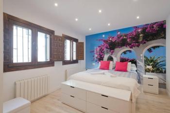 Alquier de Estudio en Granada, Granada para un máximo de 4 personas con  1 dormitorio