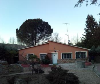 Alquiler vacacional en Pelayos de la Presa, Madrid