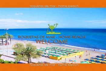 Alquier de Apartamento en Roquetas de Mar, Almería para un máximo de 5 personas con 2 dormitorios