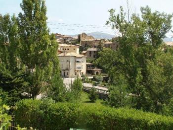 Alquiler vacaciones en Isábena - La Puebla de Roda, Huesca