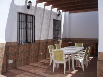 Alquiler vacaciones en Rioja, Almería