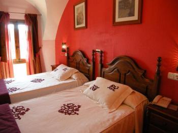 Alquier de Casa rural en Chañe, Segovia para un máximo de 2 personas con  1 dormitorio