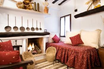 Alquier de Casa rural en Brea de Tajo, Madrid para un máximo de 9 personas con 3 dormitorios