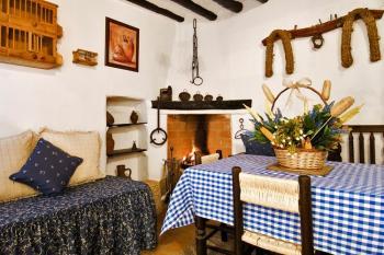 Alquier de Casa rural en Brea de Tajo, Madrid para un máximo de 8 personas con 3 dormitorios