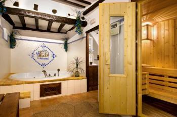 Alquier de Casa rural en Brea de Tajo, Madrid para un máximo de 20 personas con 7 dormitorios