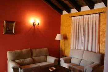 Alquier de Casa rural en Zarza de Granadilla, Cáceres para un máximo de 4 personas con 2 dormitorios