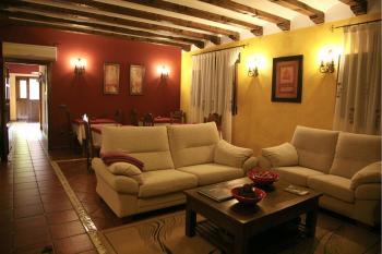 Alquier de Casa rural en Zarza de Granadilla, Cáceres para un máximo de 10 personas con 4 dormitorios