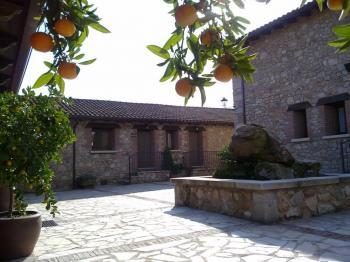 Alquier de Casa rural en Zarza de Granadilla, Cáceres para un máximo de 18 personas con 8 dormitorios