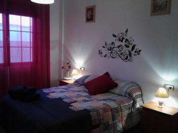 Alquier de Piso en Baeza, Jaén para un máximo de 4 personas con 2 dormitorios