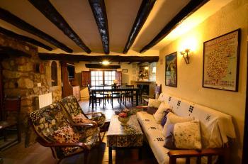 Alquier de Casa rural en Cornudella de Montsant, Tarragona para un máximo de 8 personas con 4 dormitorios