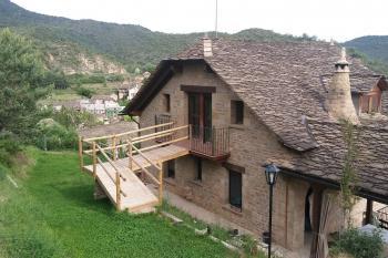 Alquiler vacaciones en Santa Cruz de la Serós, Huesca