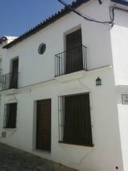 Alquier de Casa en Grazalema, Cádiz para un máximo de 9 personas con 3 dormitorios