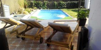 Alquier de Adosado en Conil de la Frontera, Cádiz para un máximo de 6 personas con 2 dormitorios