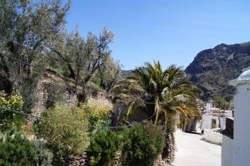 Alquier de Casa rural en Mecina-Fondales, Granada para un máximo de 2 personas con  1 dormitorio