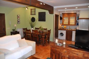 Alquier de Casa rural en Chinchón, Madrid para un máximo de 5 personas con  1 dormitorio