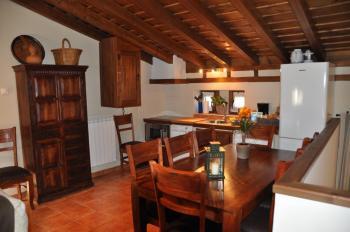 Alquier de Casa rural en Chinchón, Madrid para un máximo de 10 personas con 3 dormitorios