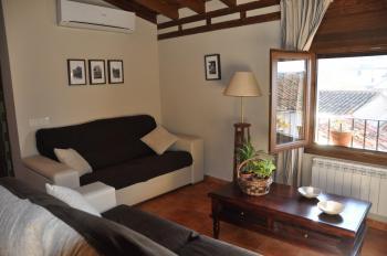 Alquier de Casa rural en Chinchón, Madrid para un máximo de 15 personas con 4 dormitorios