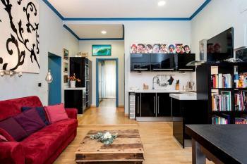 Alquier de Apartamento en Donostia, Guipúzcoa para un máximo de 4 personas con  1 dormitorio