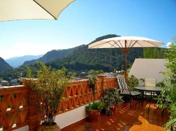 Alquier de Casa rural en Cónchar, Granada para un máximo de 12 personas con 6 dormitorios